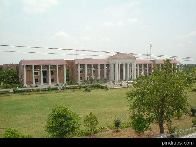 PMAS University of Arid Agriculture Rawalpindi – Jinnah Hostel