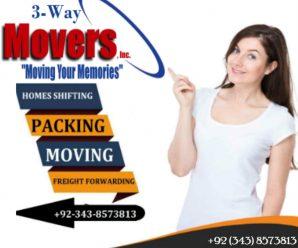 3-Way Movers & Packers Rawalpindi