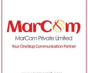MarCom Pvt.Ltd G-11 Markaz , Islamabad